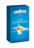Lavazza Decaffeinato,кофе молотый,250г в/у