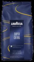 Кофе Lavazza Super Crema,в зёрнах,1000г